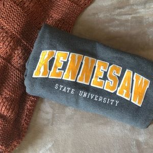 Kennesaw State University Vintage Crewneck